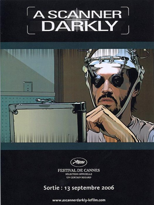 A Scanner Darkly : Affiche