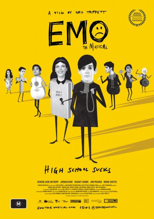 Emo: The Musical : Affiche