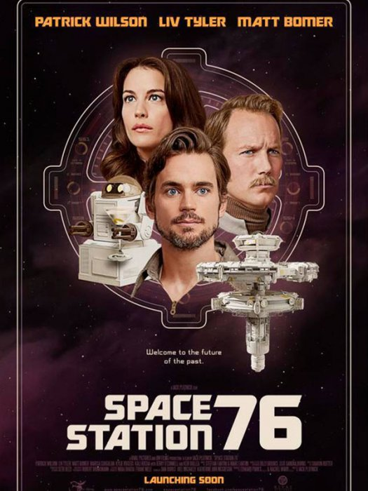 Space Station 76 : Affiche