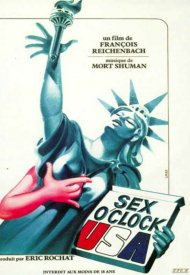 Affiche de Sex o'clock USA