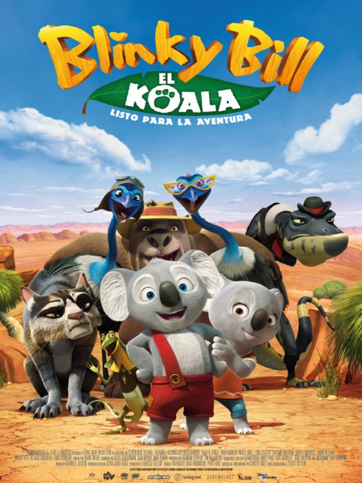 Blinky Bill: The Movie : Affiche