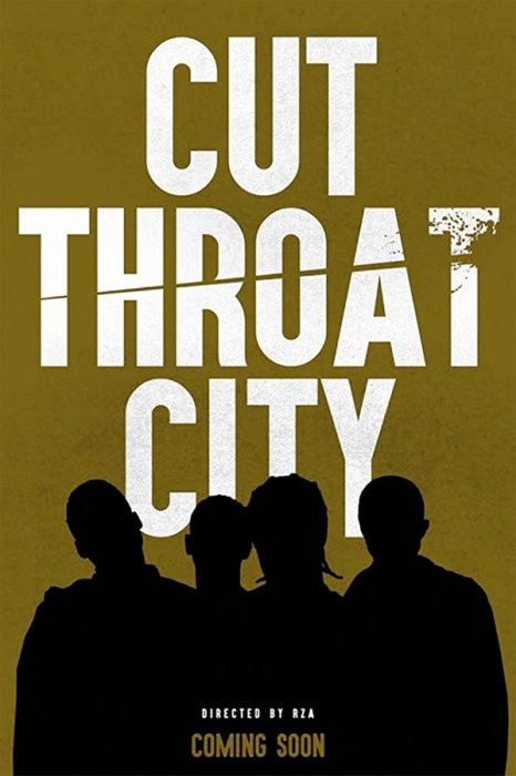 Cut Throat City : Affiche