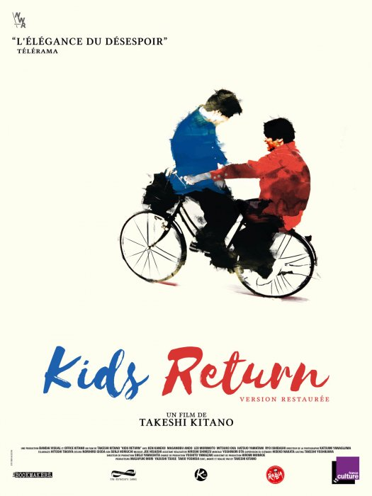 Kids Return : Affiche