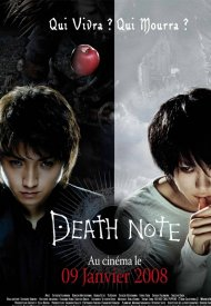 Affiche de Death Note : the Last Name