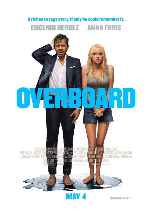 Overboard : Affiche
