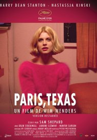 Affiche de Paris, Texas
