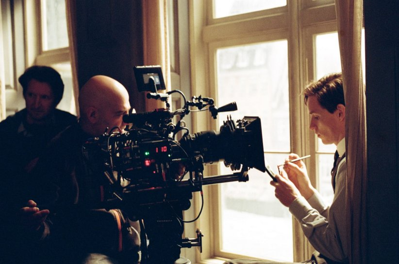 The Danish Girl : Photo Eddie Redmayne