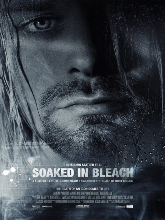 Soaked in Bleach : Affiche