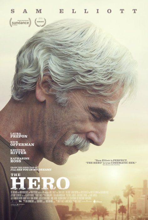 The Hero : Affiche