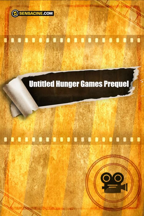 Untitled Hunger Games Prequel : Affiche