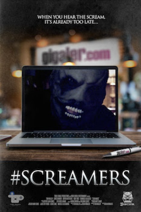 #SCREAMERS : Affiche