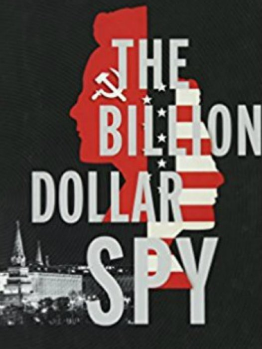 The Billion Dollar Spy : Affiche
