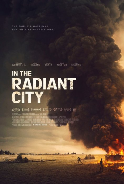 In the Radiant City : Affiche