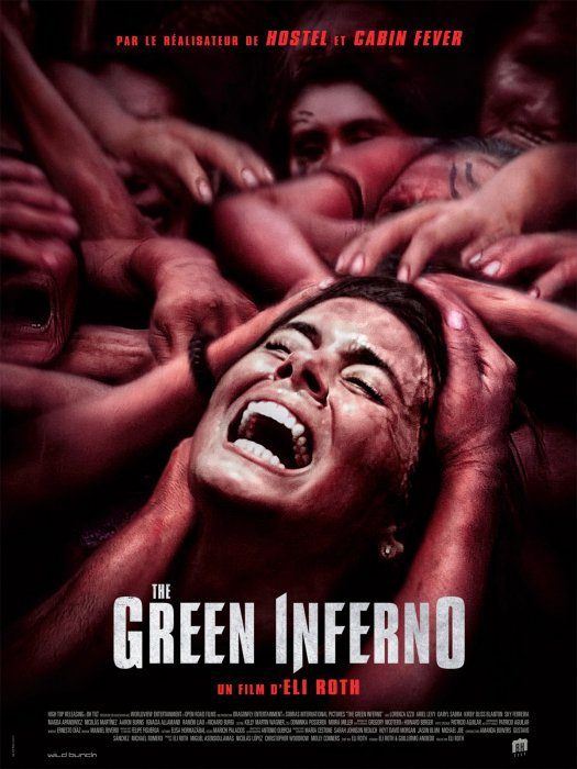 The Green Inferno : Affiche