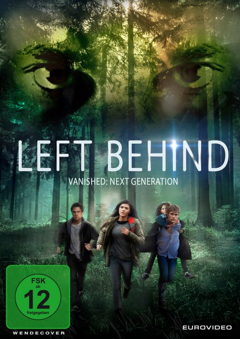 Vanished: Left Behind - Next Generation : Affiche