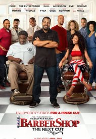 Affiche de Barbershop: The Next Cut