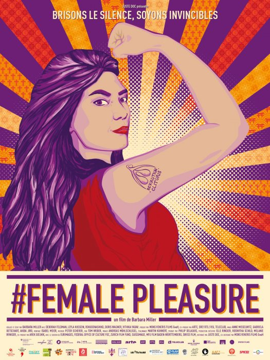 #Female Pleasure : Affiche
