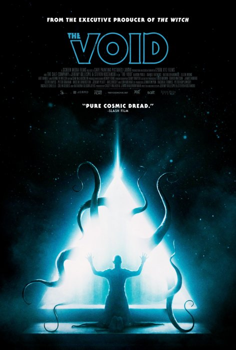 The Void : Affiche
