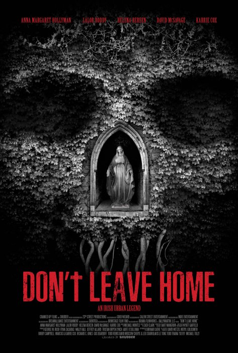 Don't Leave Home : Affiche