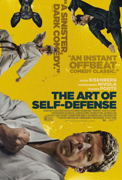 The Art Of Self-Defense : Affiche