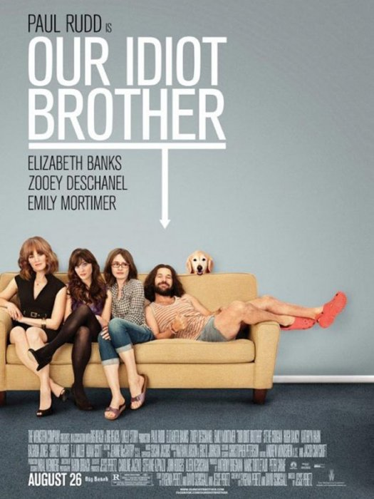 Our Idiot Brother : Affiche