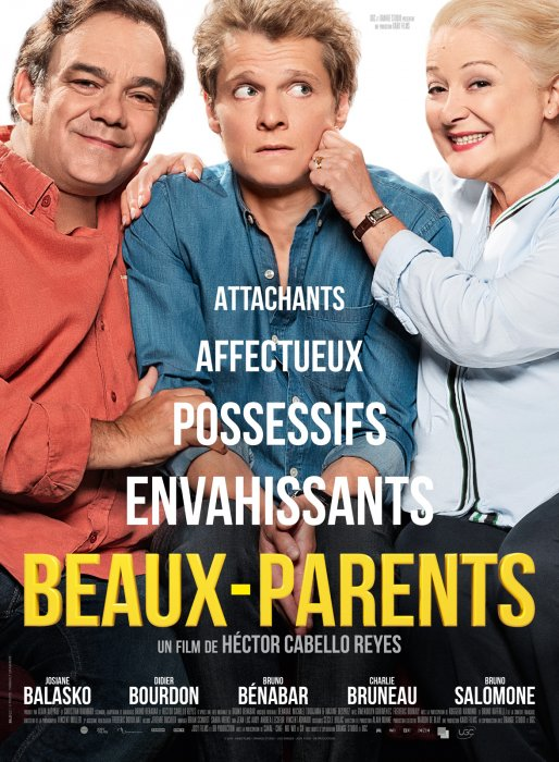Beaux-parents : Affiche