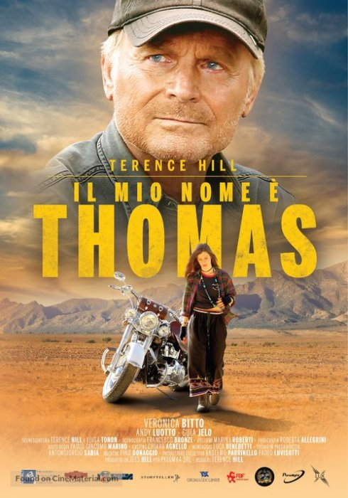 My Name Is Thomas : Affiche