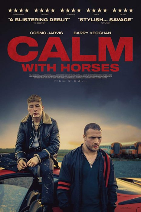 Calm with Horses : Affiche