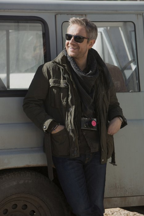 Whiskey Tango Foxtrot : Photo Martin Freeman