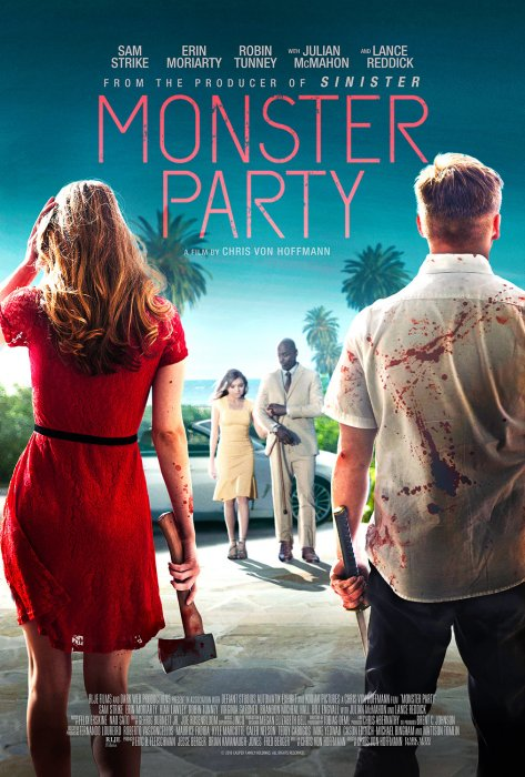 Monster Party : Affiche