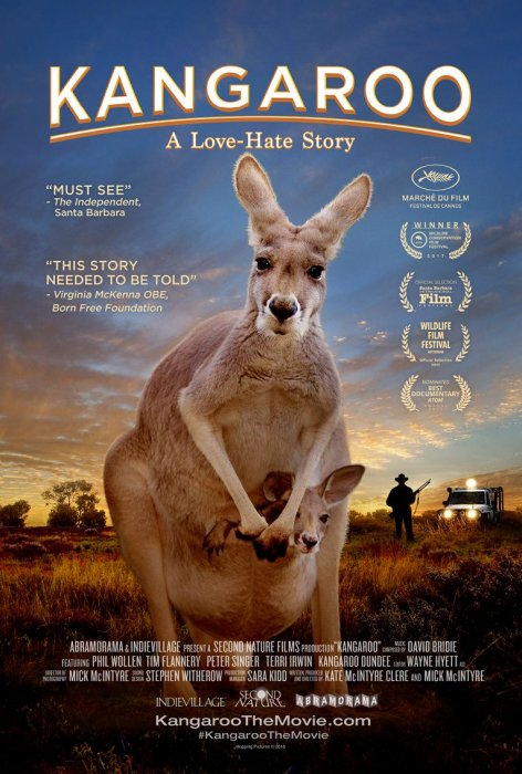 Kangaroo - A Love-Hate Story : Affiche