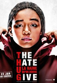Affiche de The Hate U Give - La Haine qu'on donne