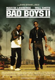 Affiche de Bad Boys II