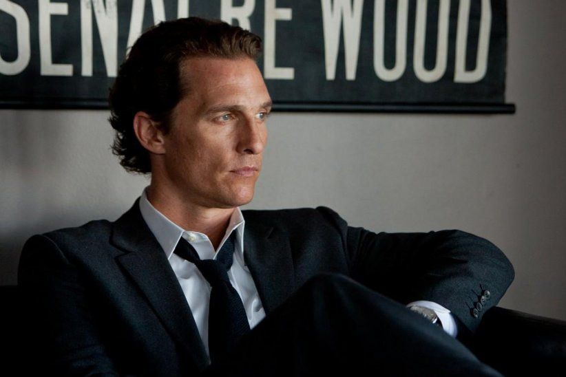 La Défense Lincoln : photo Brad Furman, Matthew McConaughey
