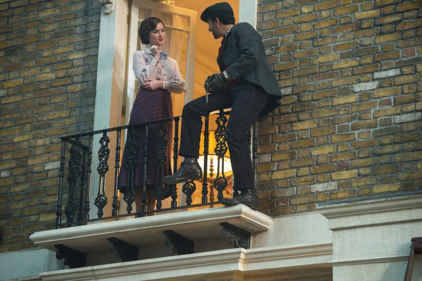 Le Retour de Mary Poppins : Photo Emily Blunt