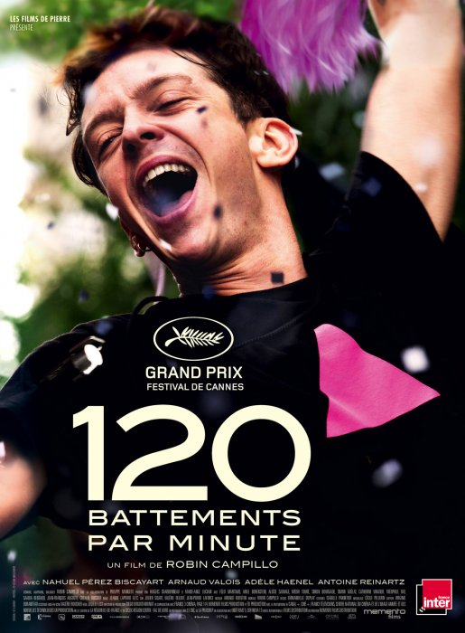 120 battements Par Minute : Affiche