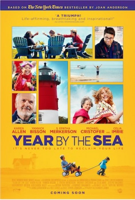 Year By The Sea : Affiche