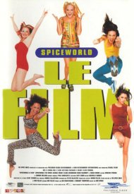 Affiche de Spice world le film