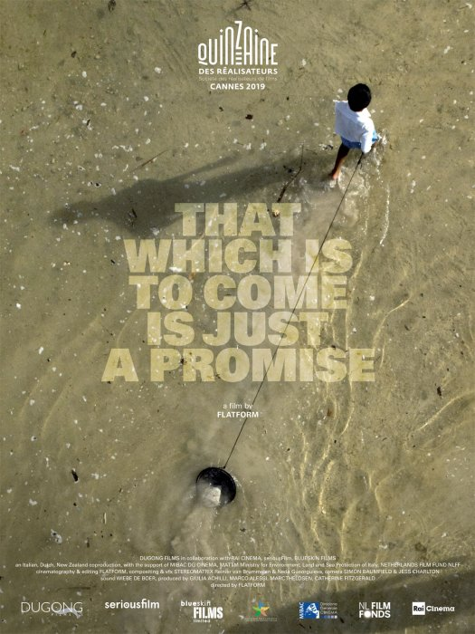 That Which is to Come is Just a Promise : Affiche