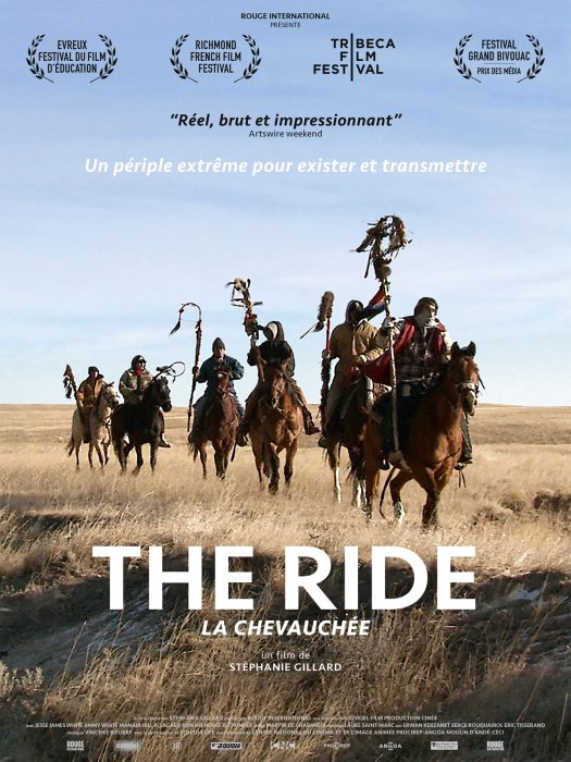 The Ride : Affiche