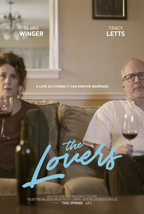 The Lovers : Affiche