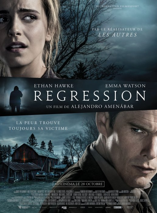 Regression : Affiche
