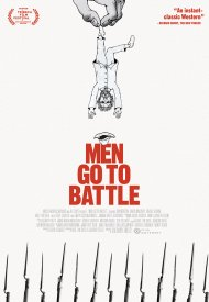 Affiche de Men Go to Battle