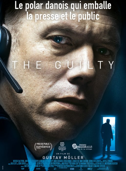 The Guilty : Affiche