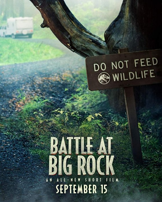 Battle at Big Rock : Affiche