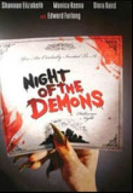 Affiche de Night of the Demons