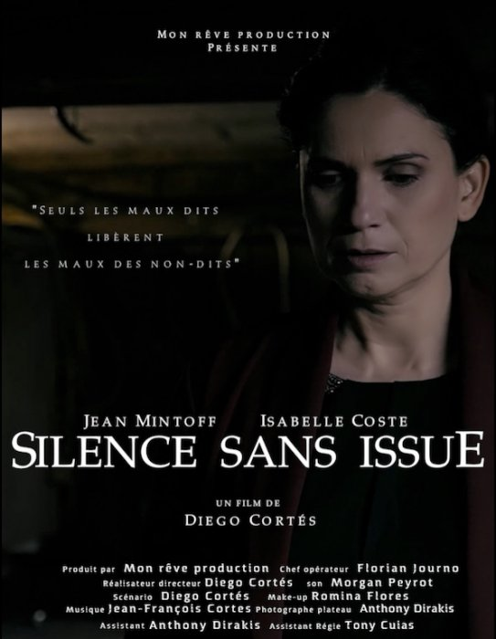 Silence sans issue : Affiche