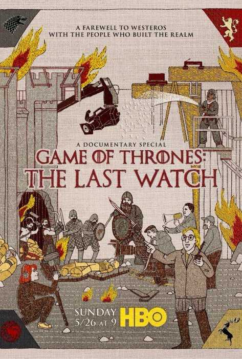 Game of Thrones: The Last Watch : Affiche