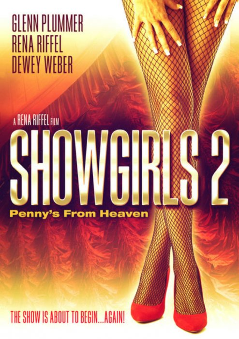 Showgirls 2: Penny's from Heaven : Affiche
