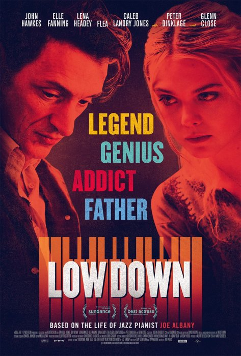 Low Down : Affiche
